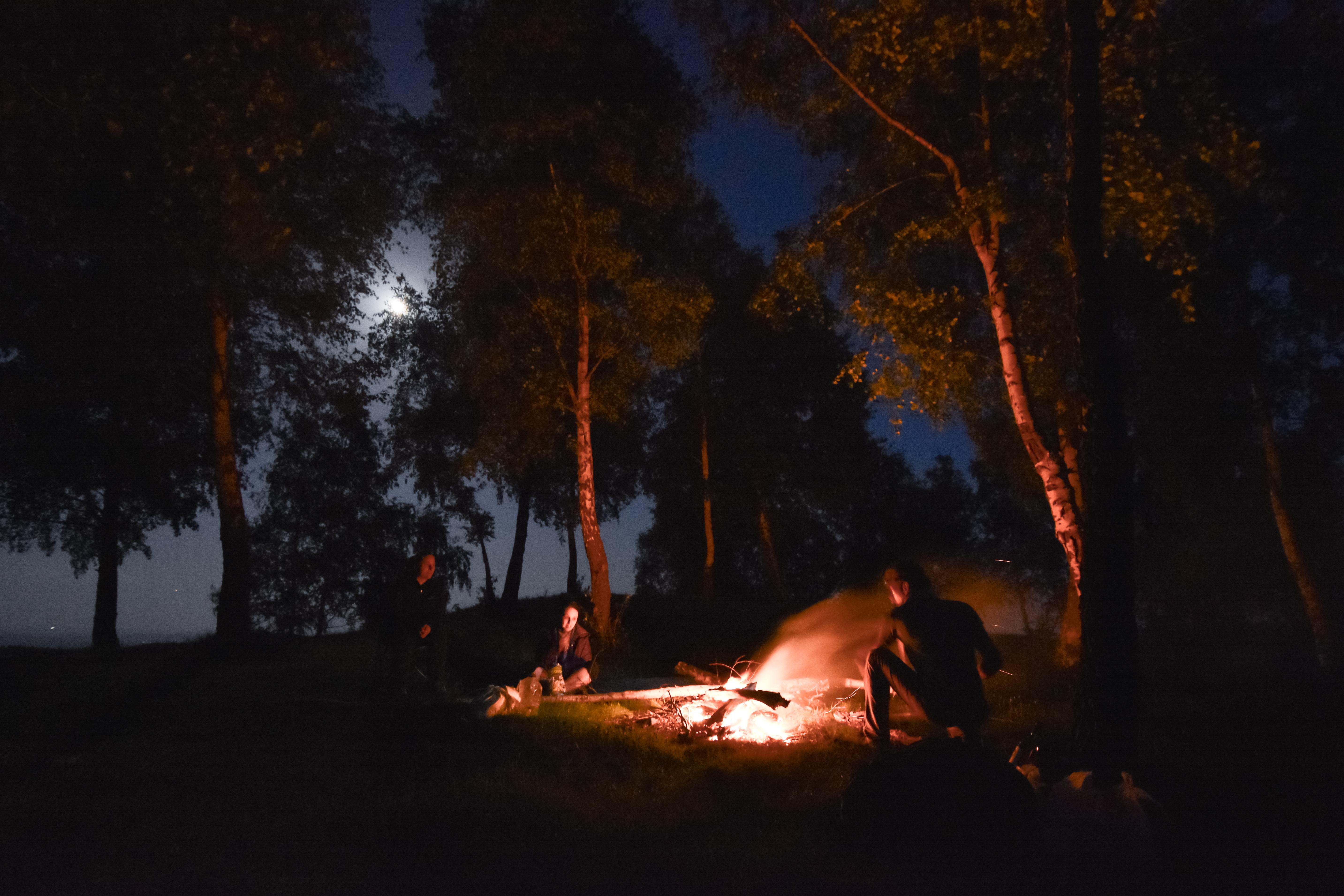 Transilvania între noapte și zi